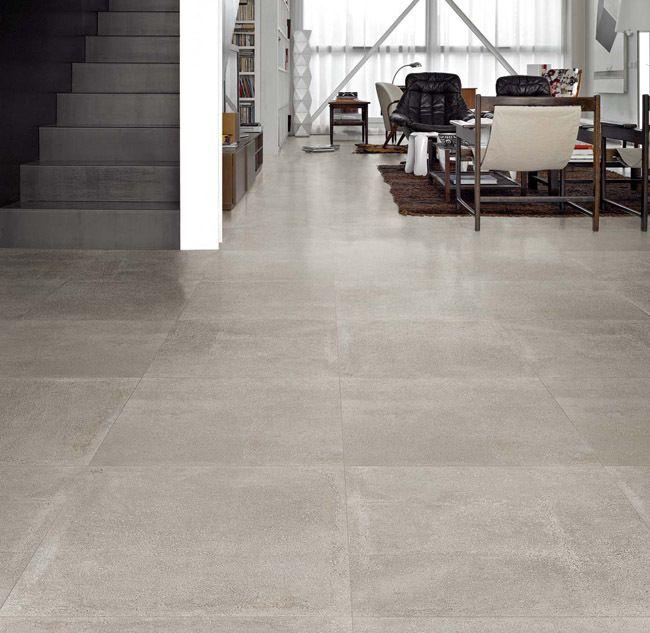 carrelage aspect beton cire ciment gris 60 x 60