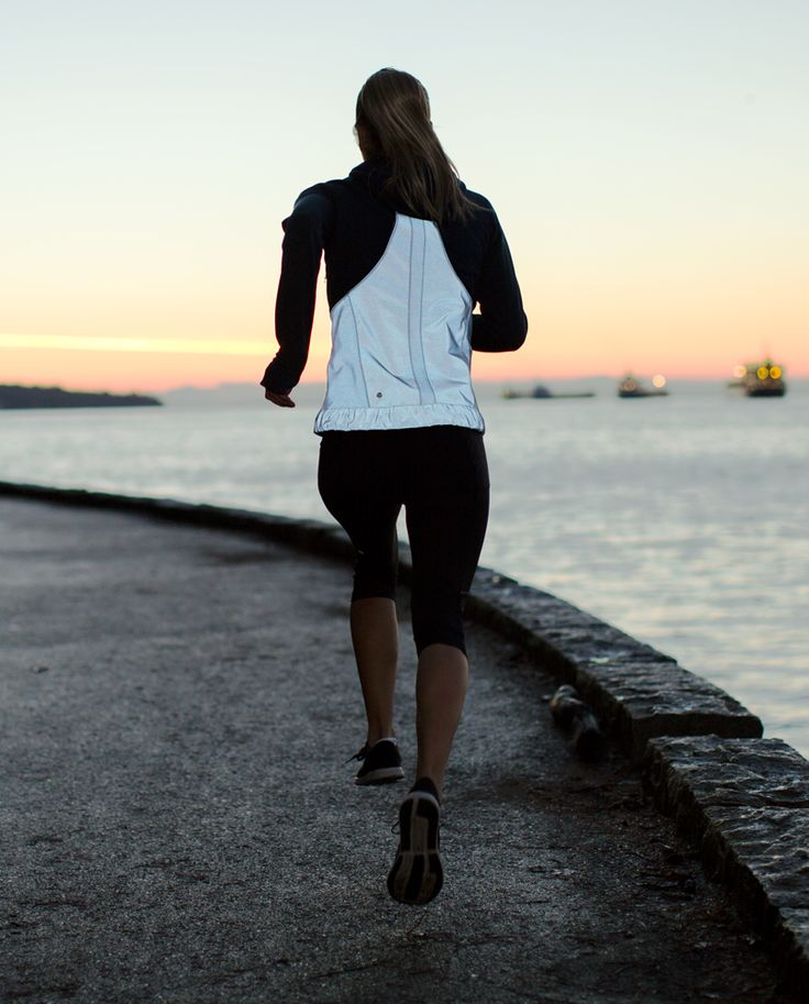 let's get visible | reflective gear for women
