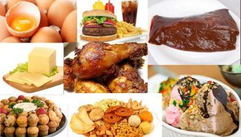 Top 10 Foods High In Cholesterol You Should Avoid