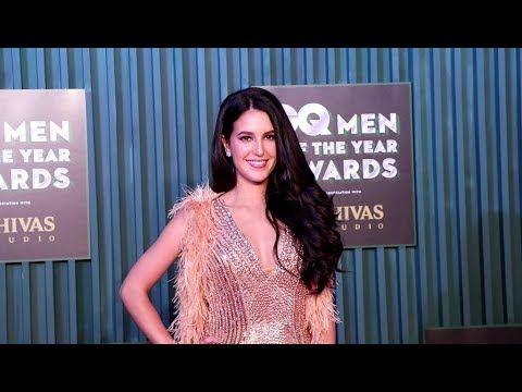 Katrina Kaif's sister Isabel Kaif at red carpet of GQ Men ...