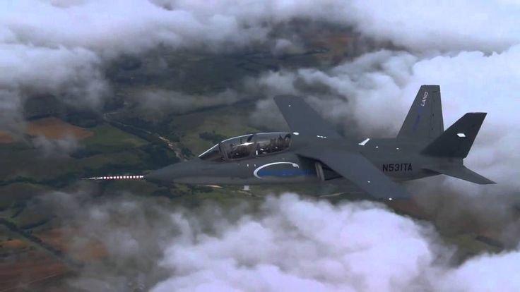 Textron AirLand Scorpion Strike Fighter