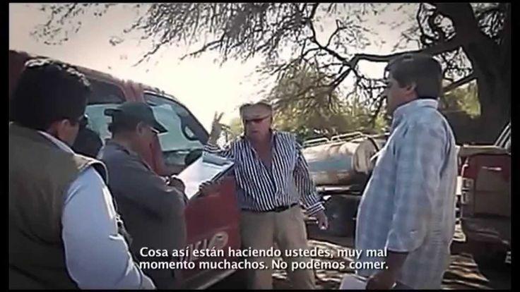 Un aviso de muerte en el monte santiagueño (subtitulado)