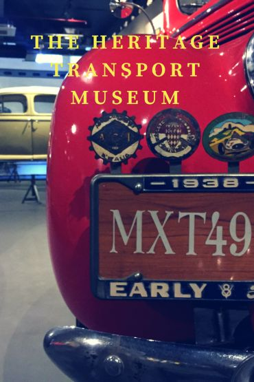 The Heritage Transport Museum - Vintage Cars and The History of Transport