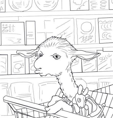 llama-llama-mad-at-mama-coloring-page.jpg 461×480 pixels