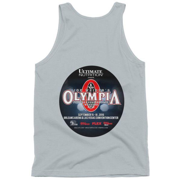 Men's 2016 Joe Weider's Olympia Classic Tank - Full Color Logo