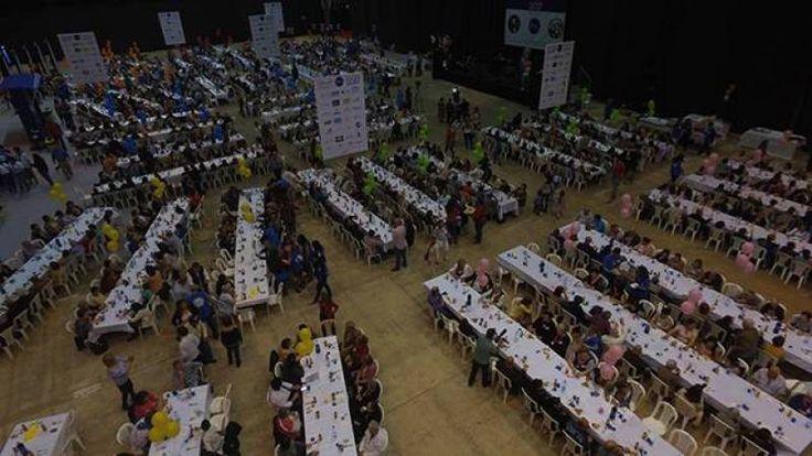 Le repas annuel de la Société Saint-Vincent-de-Paul offert à plus de 1200 têtes blanches