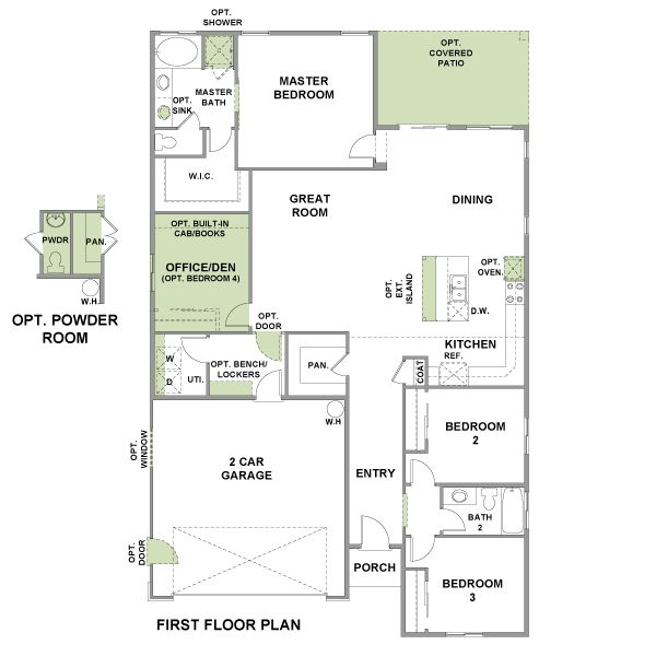 Woodside Homes Floor Plans 255 best i <3 floorplans images on pinterest | dream house plans
