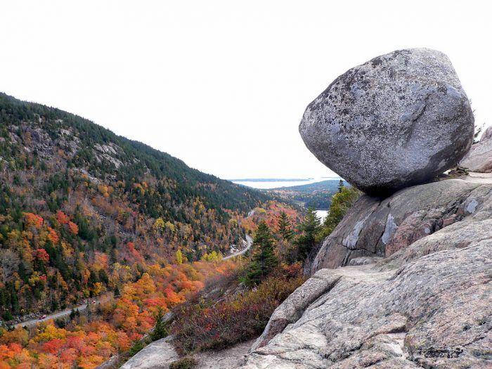 13. Bubble Rock, Acadia National Park