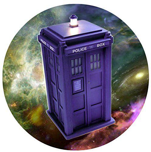 Doctor Who Tardis Edible Image Photo Sugar Frosting Icing ...