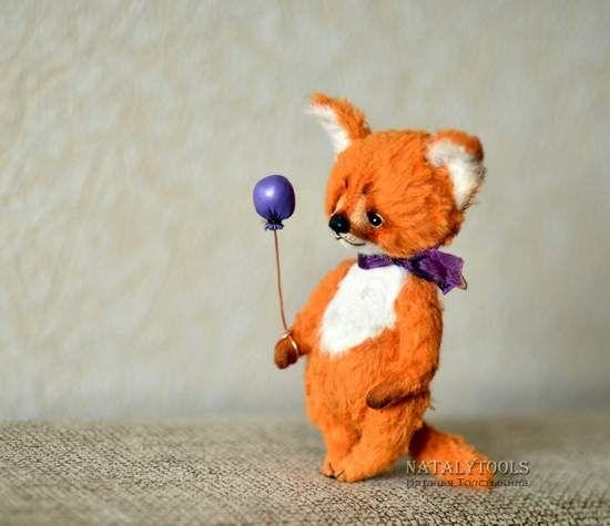 Fox Henry By NatalyTools - Bear Pile