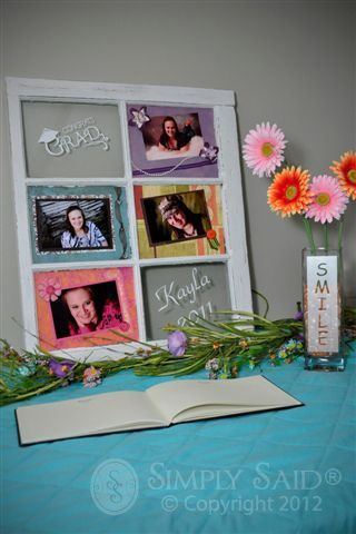 graduation party ideas | Graduation party ideas - it will be here before I know it ...