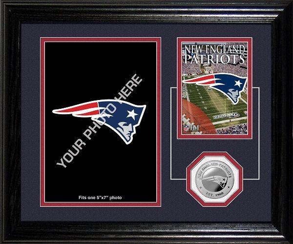 "New England Patriots Framed Memories Desktop Photo Mint by Highland Mint: Highland Mint presents. A 10"" x 12""… #UKOnlineShopping #UKShopping"