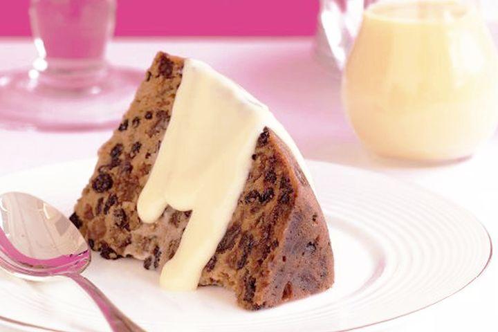 Gluten-free plum pudding