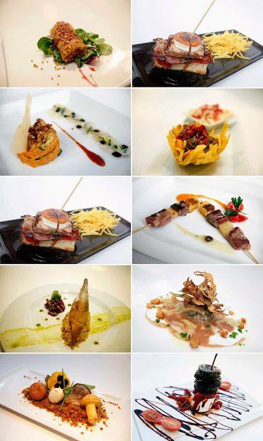 Tapas de lujo en Granada / Tapas, a luxury in Granada, by @COCINANDO JUNTOS Entre Olivos