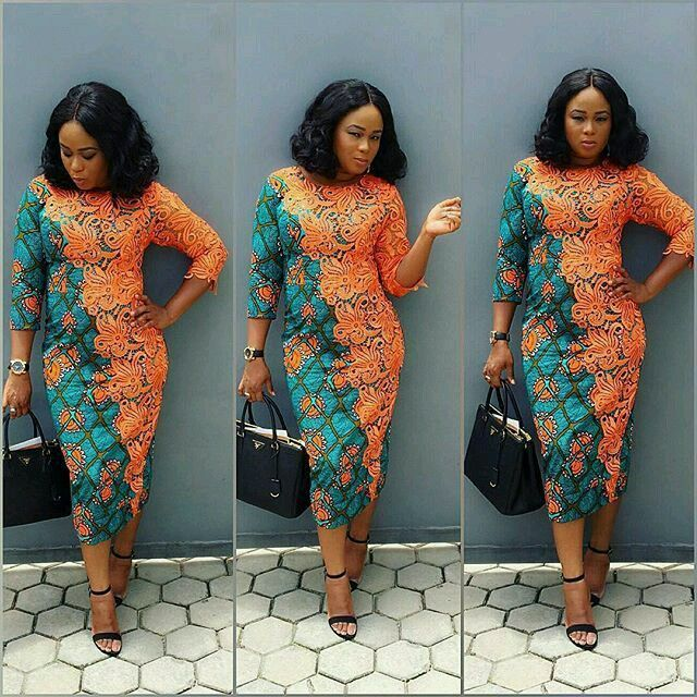 Ladies Latest Style Od9jastyles: Ladies: See 45 Pictures Of Latest Ankara