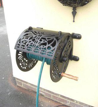 Garden Hose Holders : Black Country Metalworks Ltd