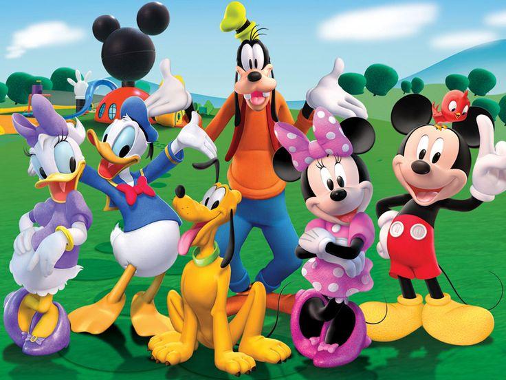 Mickey Aventura - Fondos de pantalla