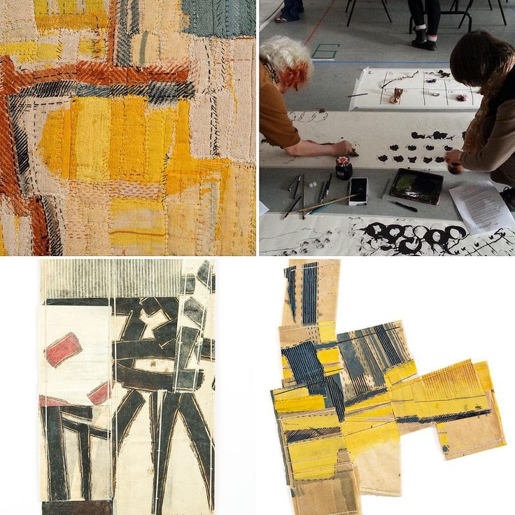 """""""Matthew Harris workshop at Masseria della Zingara 22-29 October. A brilliant opportunity to work hands on with a very talented textile artist. #textileart…"""""""