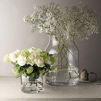 Pablo Glass Vases ~ love glass vases!