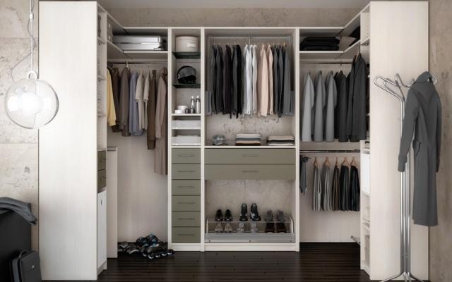 """Dressing & Porte Placard SOGAL : modèle de Dressings """"Dressing Excellence®"""""""