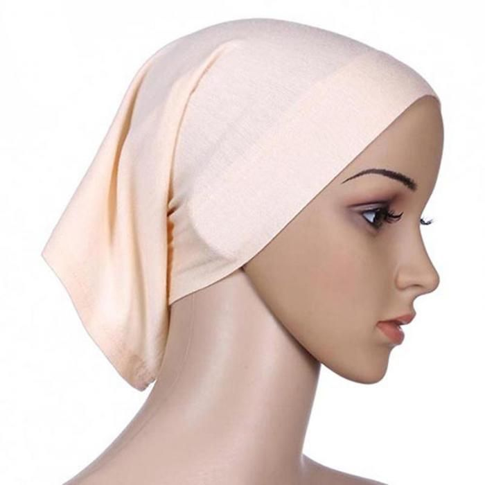 Islamic Under Scarf head Hat Cap qualified ninja inner chemo underscarf hijab