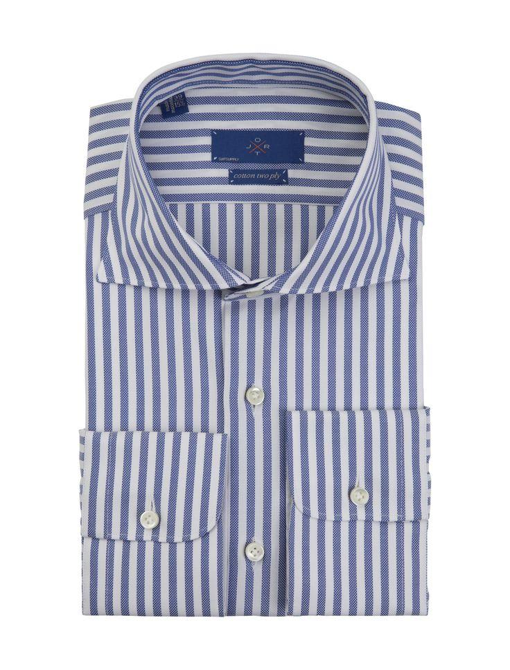 Blue Shirt Jort Single Cuff Sh036-j   Suitsupply Online Store