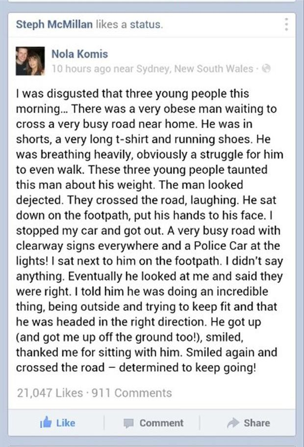Dump A Day Faith In Humanity Restored - 21 Pics ... I