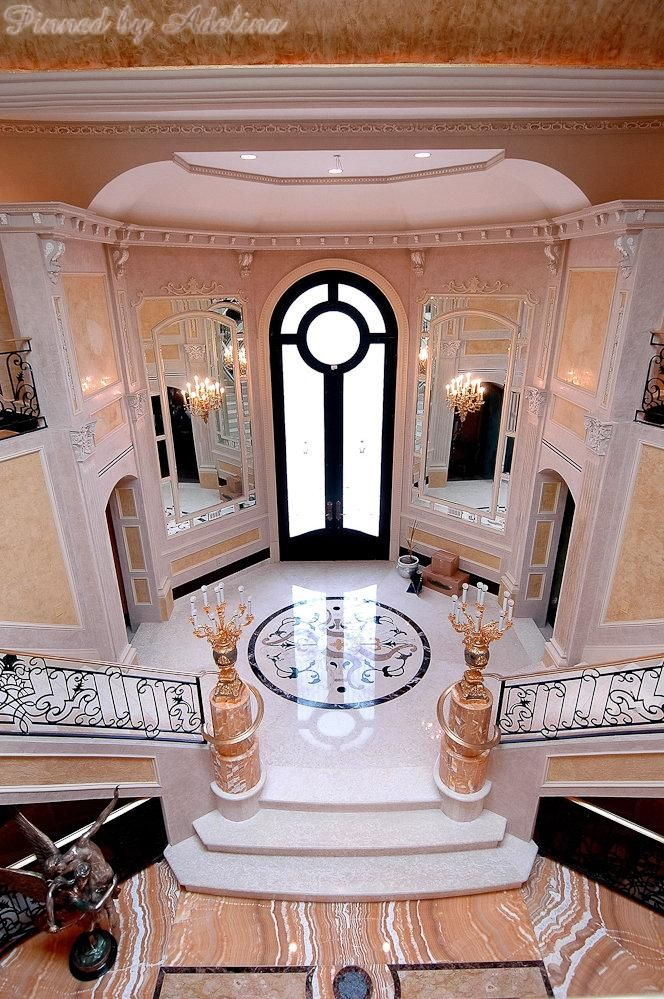 Find the most extravagant and luxury entryways of all world. Discover more at insplosion.com