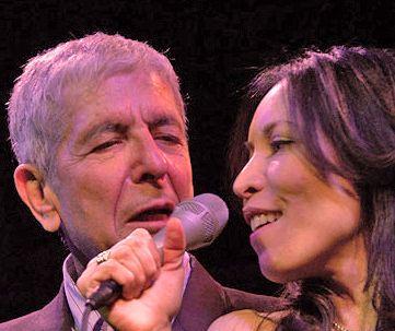 °lc° Leonard Cohen & Anjani Thomas @ Joe's Pub