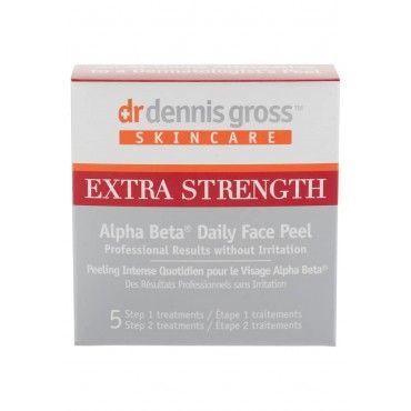Extra Strength Alpha Beta Face Peel Pads DR. DENNIS GROSS