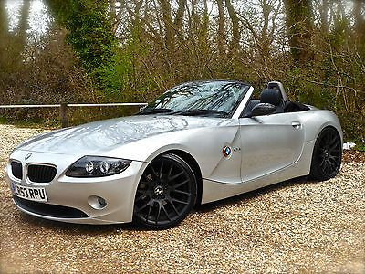 2003 bmw z4 2.5i silver #manual #roadster #convertiable, View more on the LINK: http://www.zeppy.io/product/gb/2/262380004310/