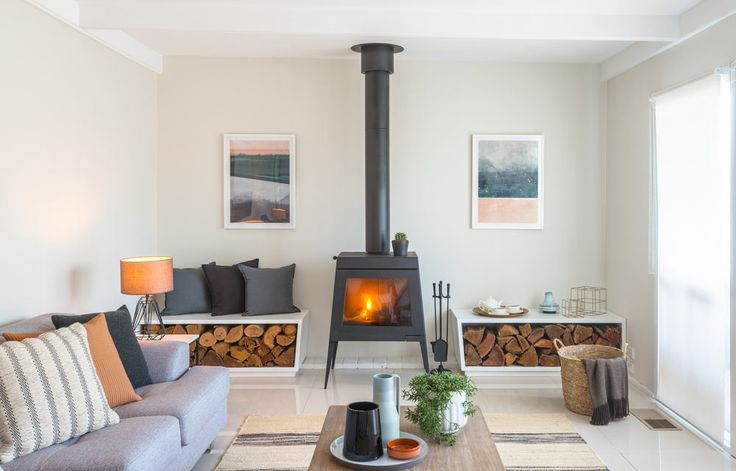 In the market for a new wood heater? Here are 6 designs you'll love.