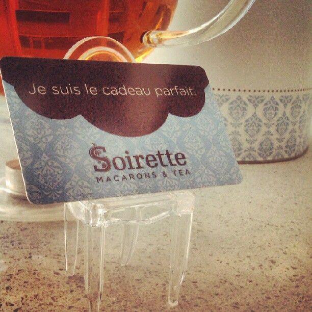 Je suis le cadeau parfait.  #Soirette #giftcard #Vancouver