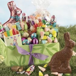 260 best easter gifts images on pinterest its a special delivery easter gift box negle Image collections