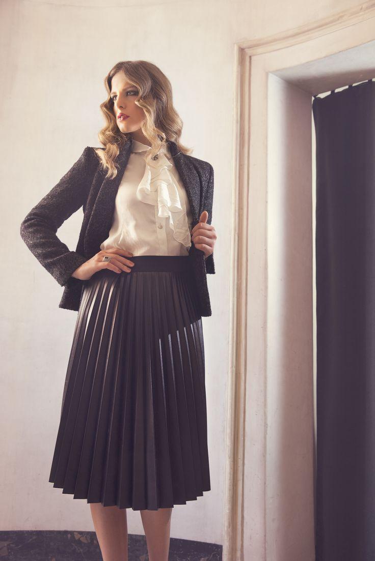 Nuova campagna Agatha Cri per l' autunno/inverno 2014-2015: fashion is love. <3 www.agathacri.com