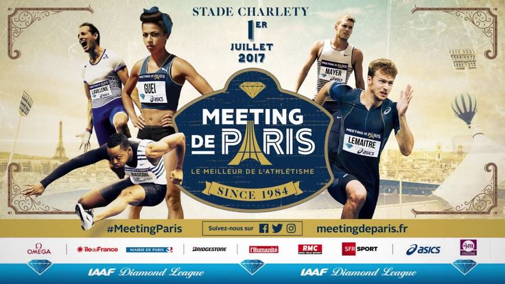 Meeting de Paris (formerly known as the Meeting Areva and Meeting Gaz de France) is an annual track and field meeting at the Stade de France in Saint-Denis, France. Previously, one of the IAAF Golden League events, it is now part of the IAAF Diamond League.