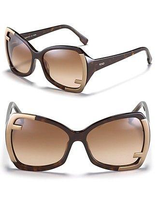 Got them ! Love my Fendi sunglasses !