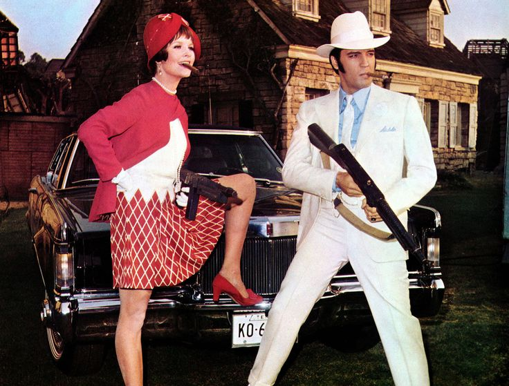 Bonnie And Clyde Pics >> Elvis with Marilyn Mason....The Trouble with Girls,1969 | KING OF ROCK & ROLL | Pinterest ...