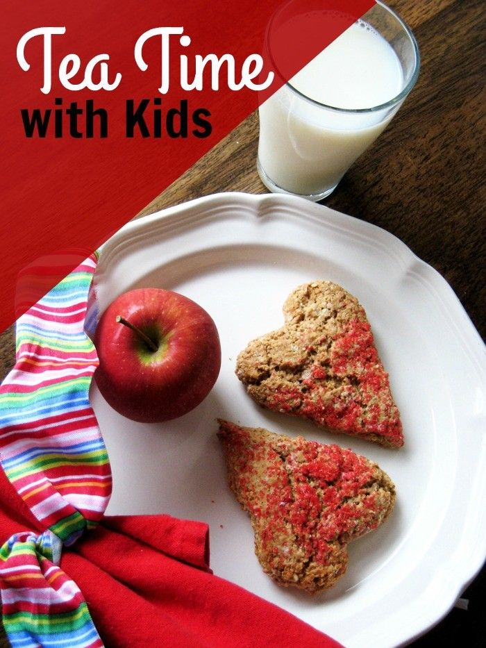 Any day is a great day for a tea party! Your kids will love sitting with you, eating some fun little snacks. Trust me, even teenage boys will go for these goodies.   Tea Time Snacks for Kids of All Ages http://lifeasmom.com/tea-time-snacks/