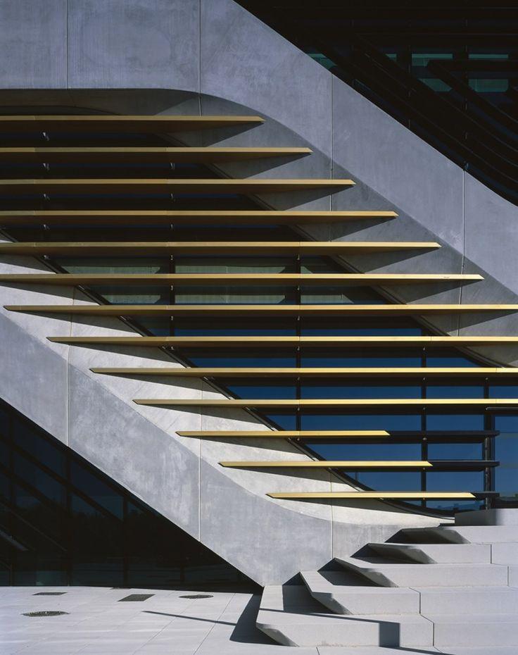 Zaha Hadid, Architect