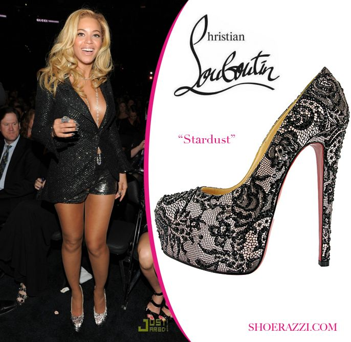 Find this Pin and more on Beyonce With Christian Louboutin\u0027s Shoes.