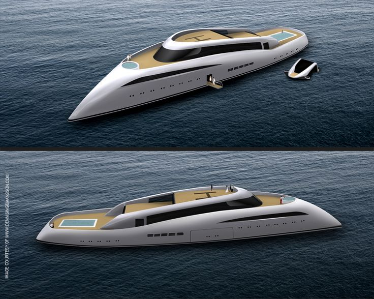 Solar Gem is a yacht design by 'Dennis Ingemansson'. It's luxurious and at the same time, eco-friendly.
