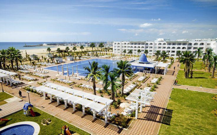 Rejs på ferie med All Inclusive på Clubhotel Riu Marco Polo i Tunesien. Se mere på http://www.apollorejser.dk/rejser/afrika/tunesien/hammamet/hoteller/clubhotel-riu-marco-polo