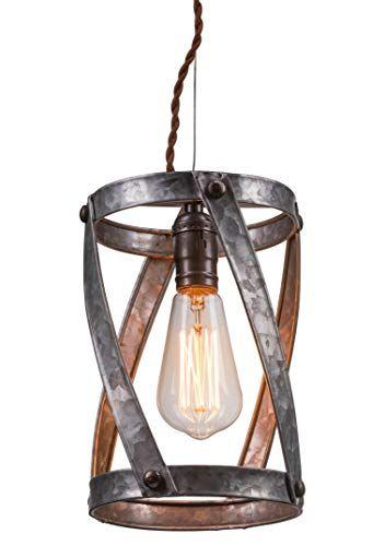 Rustic Pendant Light Fixtures