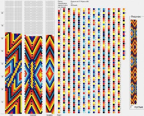 Bead Crochet Patterns, Beads