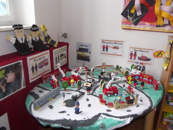 Emergency Services School Years @ Acorns Nursery Bucharest