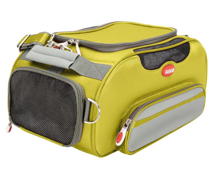 Argo Aero-Pet Airline Approved Pet Carrier