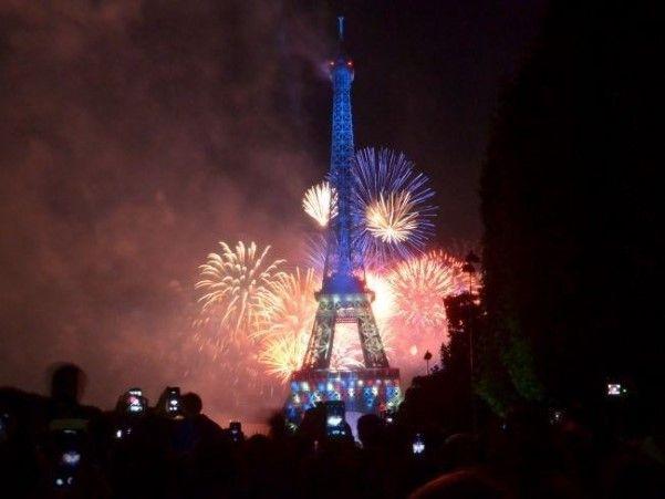 Franceses comemoram o Dia da Bastilha - 1 (© Abacapress)