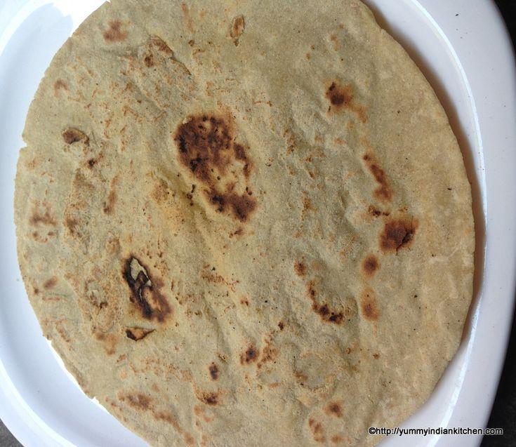 Jowar Roti Recipe... Indian Flat Bread... #indianfood #indianrecipes