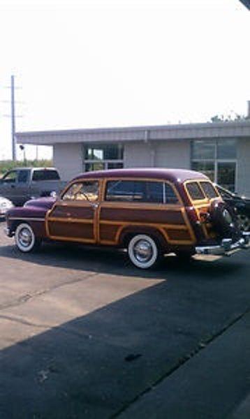 1949 mercury woody wagon classic lincoln mercury and 1956 57 continental mark ii cars. Black Bedroom Furniture Sets. Home Design Ideas